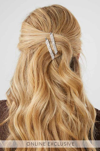 OUT ALL NIGHT HAIR SLIDES