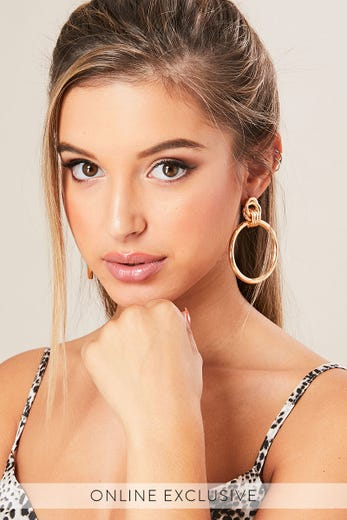 NEVER TO LATE EARRINGS