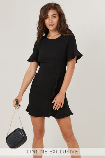 LEISA MINI DRESS