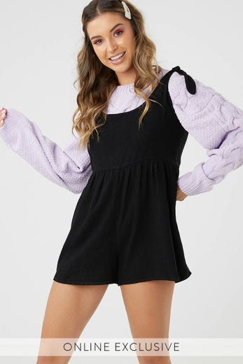 TYLER PLAYSUIT
