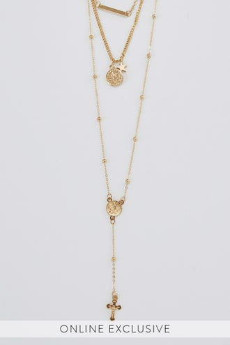 DRESS YOU UP NECKLACE