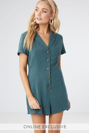 ELLIOTT PLAYSUIT