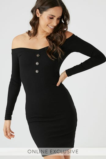 KARLIE BODYCON DRESS
