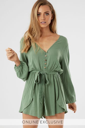 LINDA PLAYSUIT