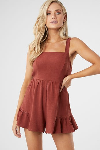SHANNON PLAYSUIT