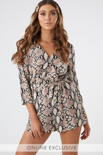 VIPER PLAYSUIT