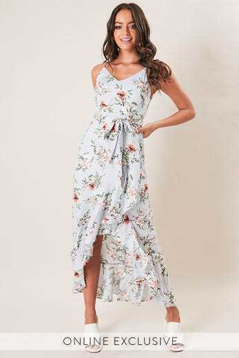 KNOW YOURSELF MAXI DRESS