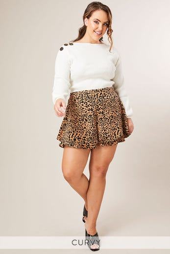 UP ALL NIGHT DOUBLE LAYER SHORTS