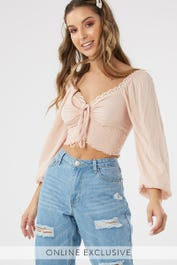 Mellisa Top by Ally Fashion
