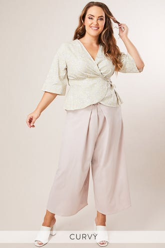 WENDY WRAP TOP