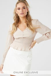 Wanderer Top by Ally Fashion